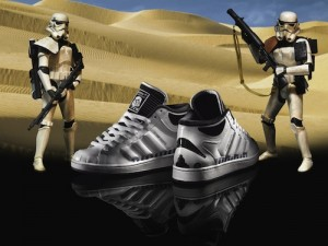 Superskate mid Stormtrooper