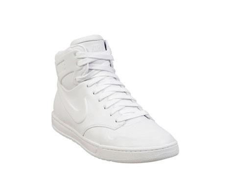 Nike Blancas Mujer Bota