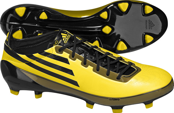 Adidas Shoes Yellow Color