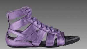 Sandalias tipo Gladiador de Nike para mujer para Primavera-Verano 2010