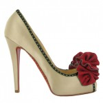 Peace of shoe - Christian Louboutin