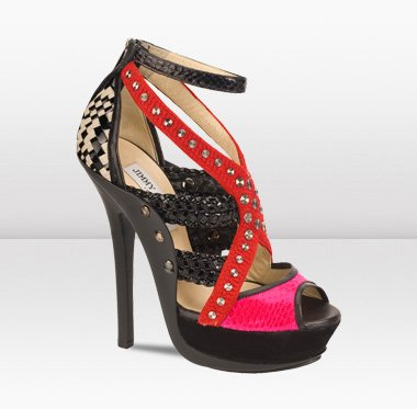 Red Jimmy Choo Shoes Uk