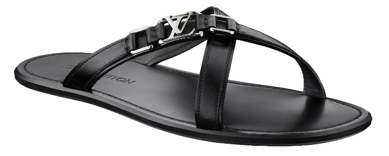Sandalia Louis Vuitton para hombre Verano 2011