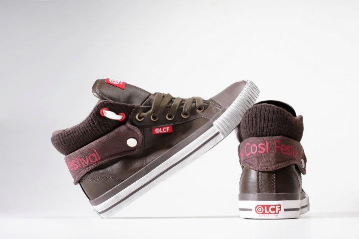 LCF Sneaker Marrón