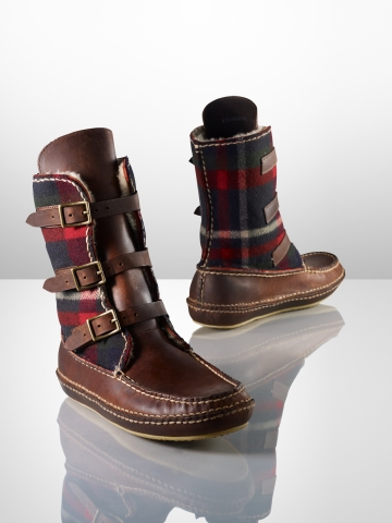 Ralph Lauren Botas para hombre