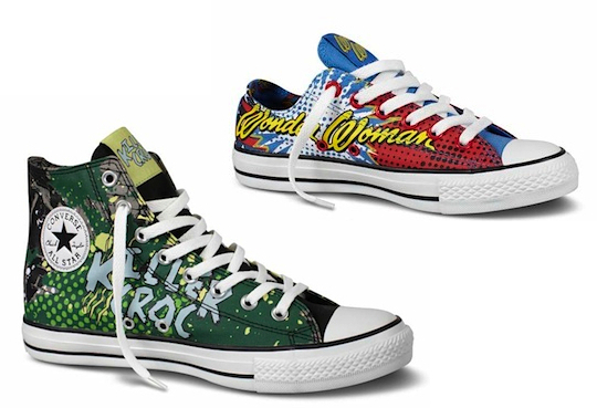 Converse DC Comics