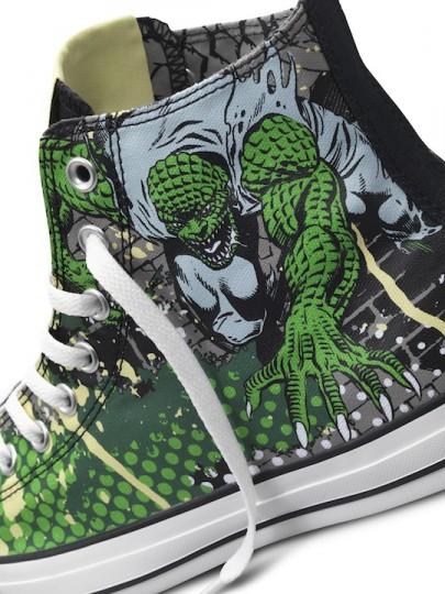 Converse DC Comics