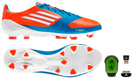 Adidas F50 Eurocopa 2012