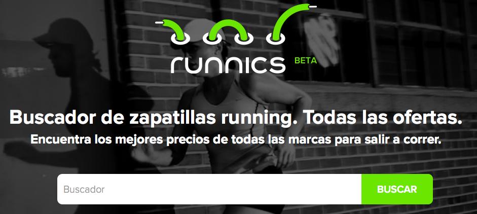 Runnics Logo