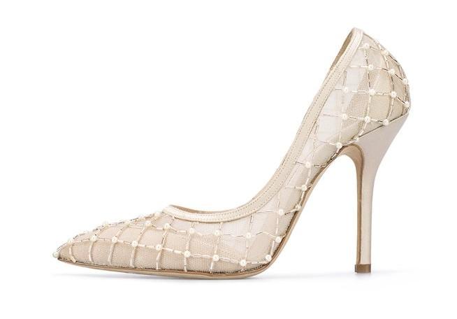 Zapatos de tacón para mujer de Óscar de la Renta Otoño-Invierno 2014-2015