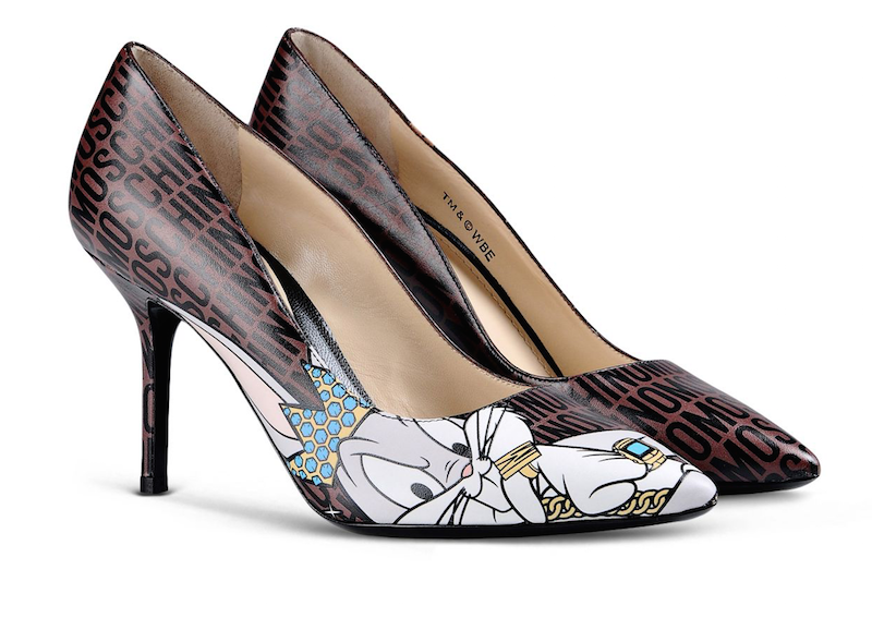 Zapatos Moschino Buggs Bunny Otoño-Invierno 2015-2016