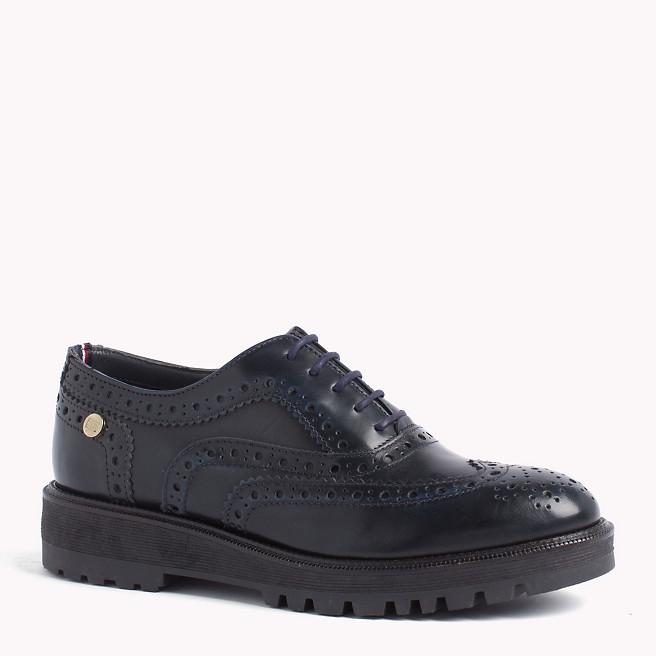 Bessy Zapatos Abotinados Tommy Hilfiger