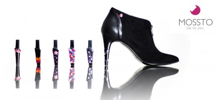Zapatos con tacón Mossto