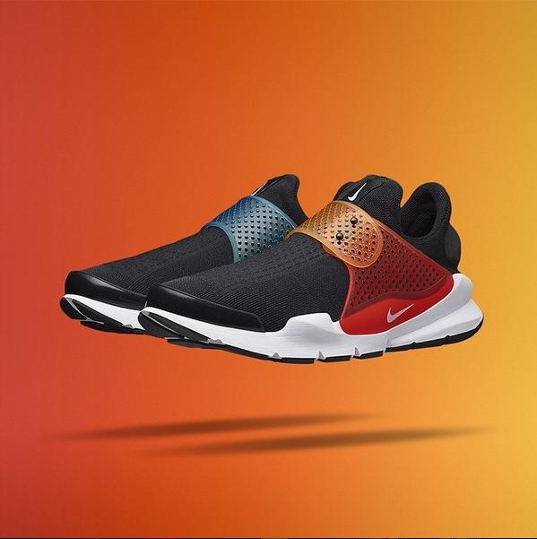 ¿Conoces Sock Dart? Las zapatillas Nike sin cordones para corredores