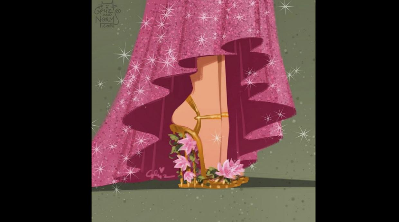 Gisele, de Encantada - Dolce & Gabbana